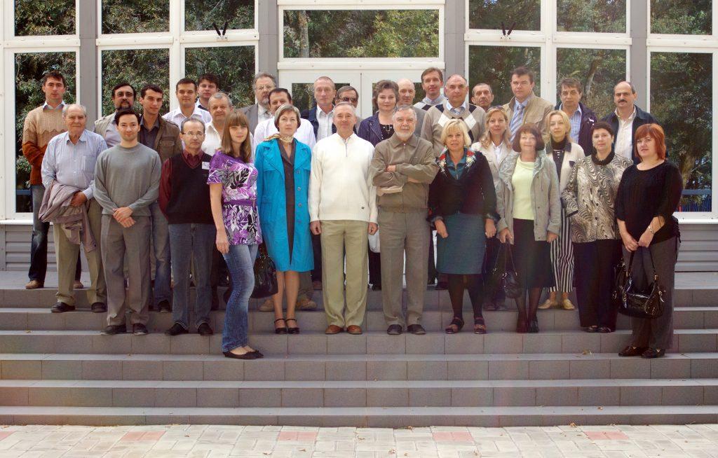 """2009 год Международный научно-методический симпозиум """"Современные проблемы многоуровневого образования"""""""